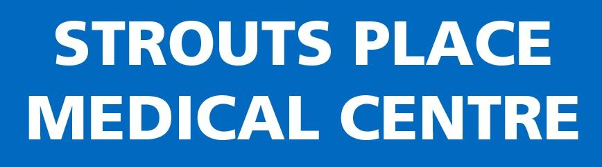 Strouts Place Medical Centre Logo